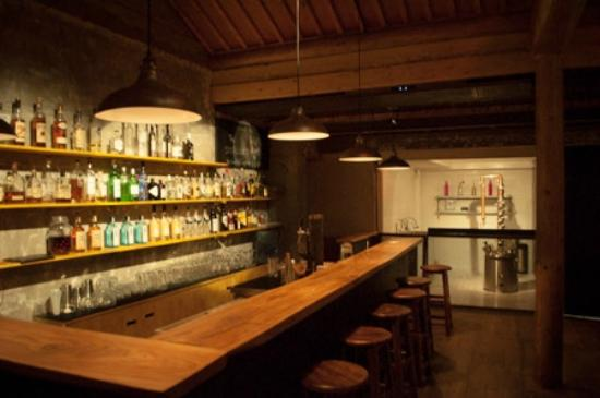 El Bar Capital Spirits en Beijing