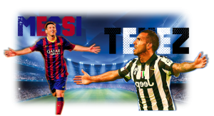 messi y tevez - final champions league 2015 - barcelona juventus -vocabulario chino